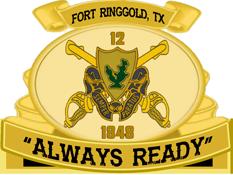 Fort Ringgold Logo