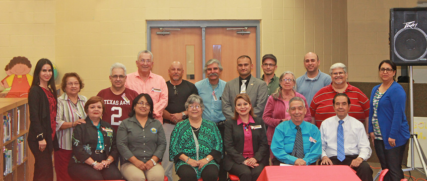 Revive Fort Ringgold Board Members Group Photos